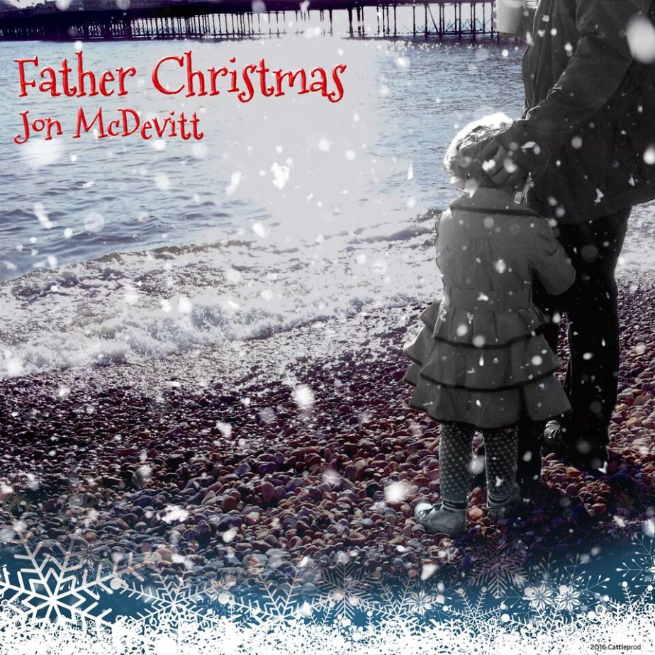 Jon McDevitt Brings Us The Present of 'Father Christmas'