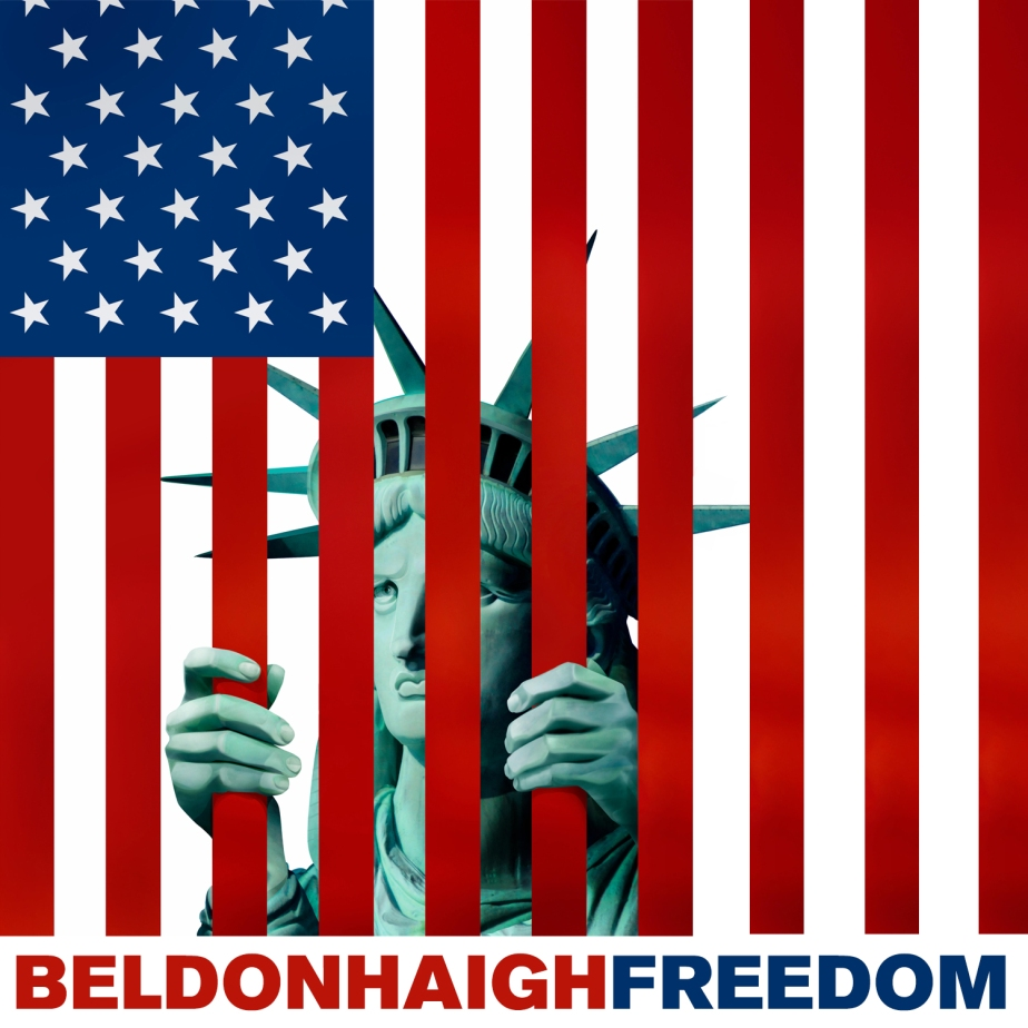 Beldon Haigh's Anti-Trump Protest Song: 'Freedom'